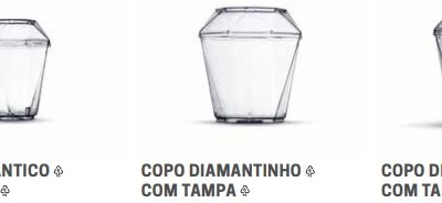 Copo Diamante